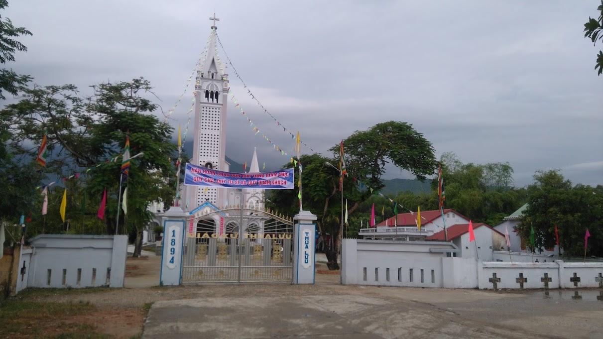 THỪA LƯU CHURCH